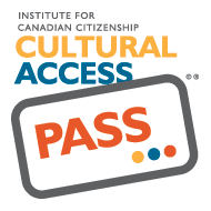 Cultural Access Pass Logo