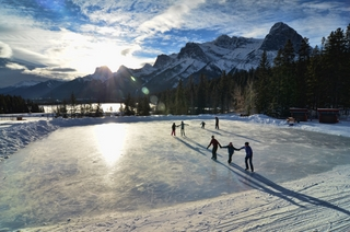 Canmore Nordic Centre PP - Skating
