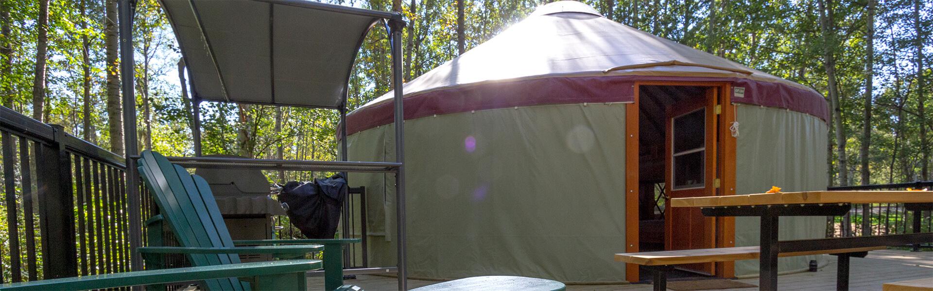 Comfort Camping Pigeon Lake Pp Alberta Parks