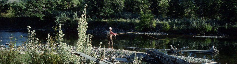 Fishing - Crowsnest River