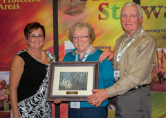 2014 Awards -  Outstanding Steward - Lavoie