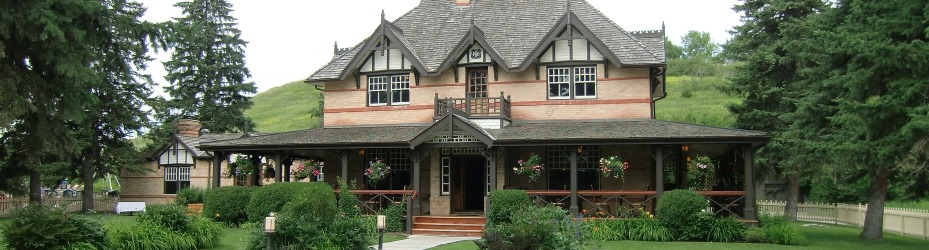 Alberta Parks Fish Creek Pp Bow Valley Ranche Restaurant
