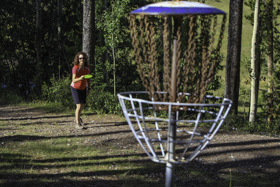Canmore Nordic Centre PP - Disc Golf (280)