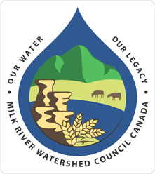 Writing-on-Stone PP - Milk River Watershed Council Logo