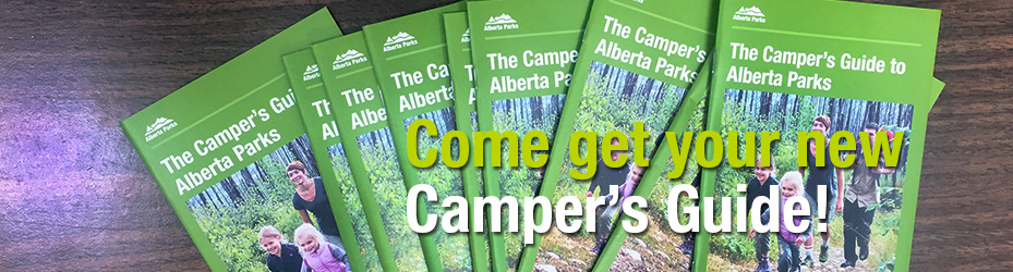 New Camper's Guide available at RV shows