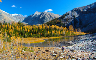 Fall and Winter Camping in Provincial Parks